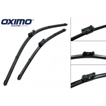 Stěrače Oximo na BMW X1 F48 (10.2015-) 650mm+400mm