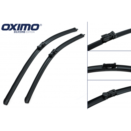 Stěrače Oximo na Hyundai ix20