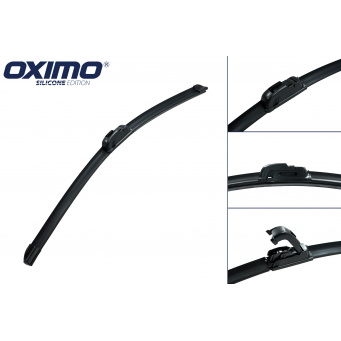 Hybridní stěrače Oximo na Kia Stinger