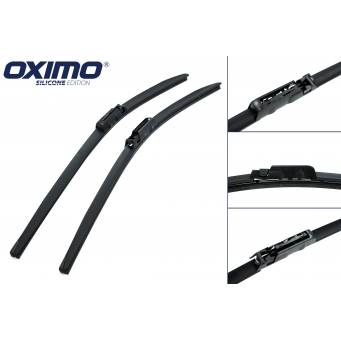 Stěrače Oximo na Seat Altea (03.2009-07.2015) 650mm+650mm