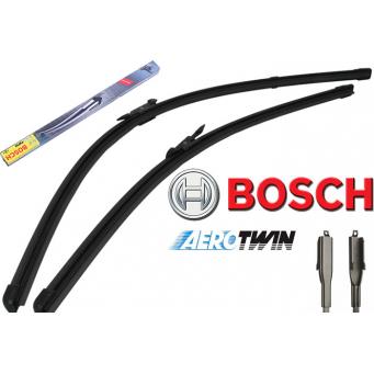 Stěrače Bosch na Seat Leon Hatchback (07.2005-02.2009) 650mm+650mm