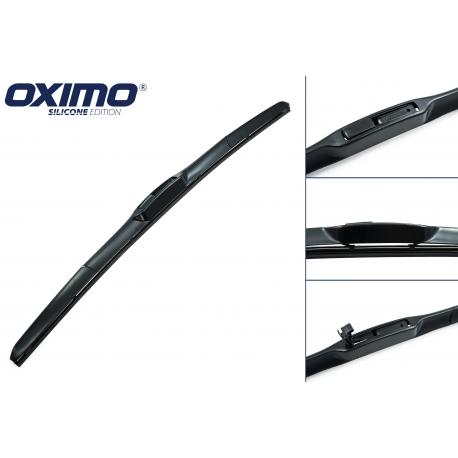 Hybridní stěrače Oximo na Toyota Land Cruiser
