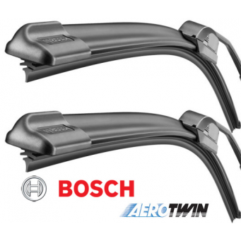 Stěrače Bosch na Dacia Duster