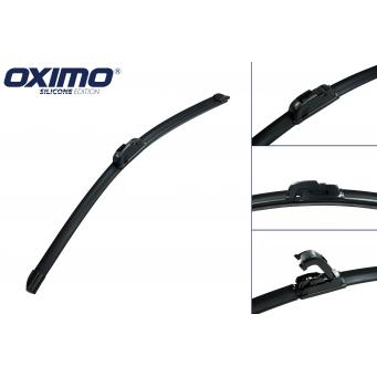 Stěrače Oximo na Dacia Sandero (08.2012-02.2015) 550mm+500mm