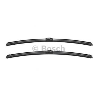 Stěrače Bosch na Mercedes Třída C W204 (01.2007-11.2008) 600mm+600mm