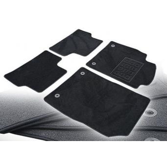 Velurové autokoberce TYP 5 Audi A3 Sportback pětidveřový /2012-/