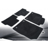 Velurové autokoberce TYP 5 Fiat Bravo /2007-/